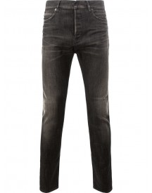 Balmain - Low Rise Slim Jeans - Men - Cotton/polyurethane - 30 afbeelding