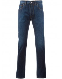 Brioni - Straight-leg Jeans - Men - Cotton/polyester - 40 afbeelding
