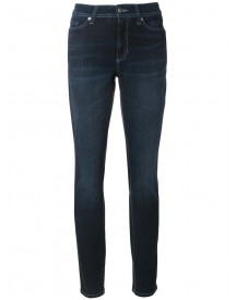 Cambio - Mid Rise Denim Jeans - Women - Cotton/polyester/polyurethane/modal - 34 afbeelding