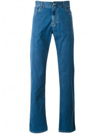 Canali - Regular-fit Jeans - Men - Cotton/polyester - 54 afbeelding