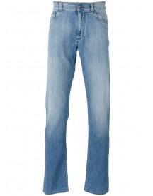 Canali - Regular-fit Jeans - Men - Cotton/spandex/elastane - 56 afbeelding