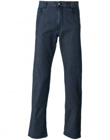 Canali - Slim-fit Jeans - Men - Cotton/spandex/elastane - 56 afbeelding