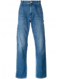 Carhartt - Ruck Straight Jeans - Men - Cotton - 30 afbeelding