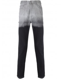Christopher Shannon - Dip-dyed Denim Jeans - Men - Cotton/polyester - S afbeelding