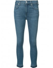 Citizens Of Humanity - Super Skinny Cropped Jeans - Women - Cotton/polyester/spandex/elastane - 32 afbeelding