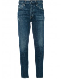 Citizens Of Humanity - Turned Cuff Jeans - Women - Cotton - 31 afbeelding
