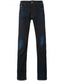 Ck Jeans - Used Effect Slim-fit Jeans - Men - Cotton/polyester/spandex/elastane - 32 afbeelding