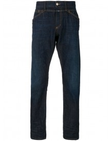Closed - 5 Pocket Selvedge Jeans - Men - Cotton - 32 afbeelding
