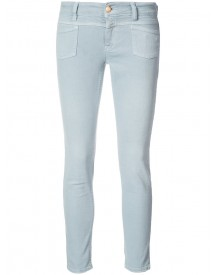 Closed - Cropped Skinny Jeans - Women - Cotton/spandex/elastane - 26 afbeelding