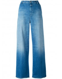 Closed - Flared Jeans - Women - Cotton/polyester/spandex/elastane - 25 afbeelding
