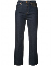 Closed - High Waisted Cropped Jeans - Women - Cotton/spandex/elastane - 26 afbeelding