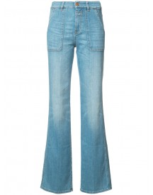 Closed - High Waisted Jeans - Women - Cotton/spandex/elastane - 27 afbeelding