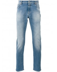 Closed - Ripped Detail Classic Jeans - Men - Cotton/spandex/elastane - 32 afbeelding