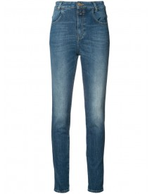 Closed - Skinny Jeans - Women - Cotton/spandex/elastane - 29 afbeelding