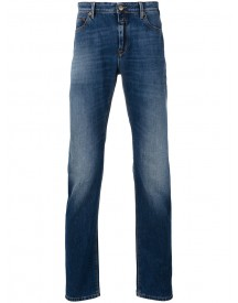 Closed - Slim Fit Jeans - Men - Cotton - 34 afbeelding