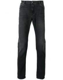 Closed - Straight-leg Jeans - Men - Cotton/spandex/elastane - 32 afbeelding