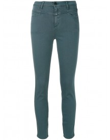 Closed - Super Skinny Jeans - Women - Cotton/polyester/spandex/elastane - 30 afbeelding