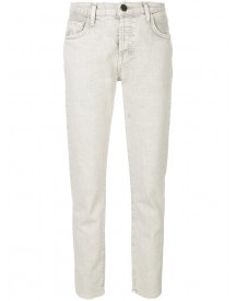 Current/elliott - Slim-fit Jeans - Women - Cotton/spandex/elastane - 29 afbeelding