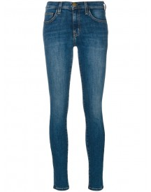 Current/elliott - Super Skinny Jeans - Women - Cotton/spandex/elastane - 28 afbeelding