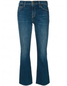 Current/elliott - The Kick Jeans - Women - Cotton/spandex/elastane - 28 afbeelding