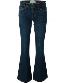 Current/elliott - 'the Low Bell' Jeans - Women - Cotton/polyester/spandex/elastane - 29 afbeelding