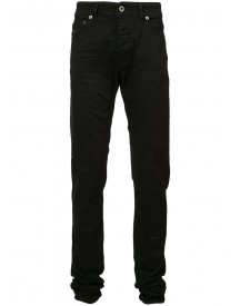 Diesel Black Gold - Stacked Denim Jeans - Men - Cotton/spandex/elastane - 32 afbeelding