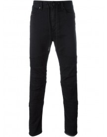 Diesel - Tapered Jeans - Men - Cotton/polyester/spandex/elastane - 32 afbeelding