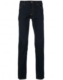 Dolce & Gabbana - Regular Fit Jeans - Men - Cotton/spandex/elastane - 44 afbeelding