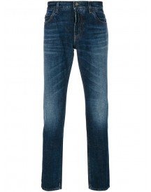 Dolce & Gabbana - Slim-fit Jeans - Men - Cotton - 50 afbeelding