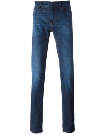 Dolce & Gabbana - Slim Fit Jeans - Men - Cotton/spandex/elastane - 46 afbeelding