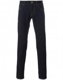 Dolce & Gabbana - Slim Fit Jeans - Men - Cotton/spandex/elastane - 48 afbeelding