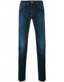 Dolce & Gabbana - Slim Fit Jeans - Men - Cotton/spandex/elastane - 50 afbeelding