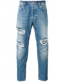 Dondup - Distressed Jeans - Men - Cotton - 32 afbeelding