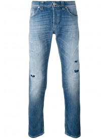 Dondup - Distressed Jeans - Men - Cotton/polyester - 29 afbeelding