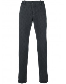 Dondup - Embroidered Slim-fit Jeans - Men - Cotton/spandex/elastane - 33 afbeelding