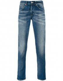 Dondup - George Jeans - Men - Cotton/polyester/spandex/elastane - 31 afbeelding