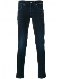 Dondup - Skinny Jeans - Men - Cotton/polyester/spandex/elastane - 33 afbeelding