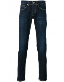 Dondup - Skinny Jeans - Men - Cotton/polyester/spandex/elastane - 38 afbeelding