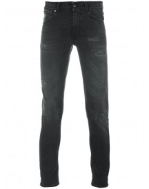Dondup - Slim-fit Jeans - Men - Cotton/spandex/elastane/polyester - 34 afbeelding