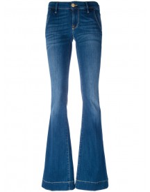 Don't Cry - Bootcut Jeans - Women - Cotton/polyester/spandex/elastane - 27 afbeelding