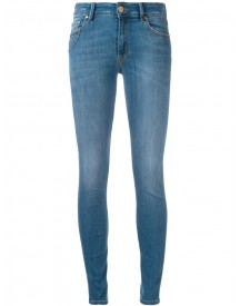 Don't Cry - Don't Cry Jeans - Women - Cotton/polyester/spandex/elastane - 30 afbeelding