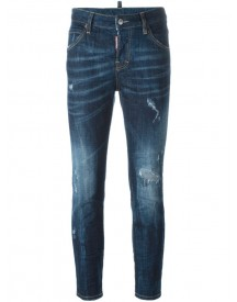 Dsquared2 - 'cool Girl' Jeans - Women - Cotton/spandex/elastane - 40 afbeelding