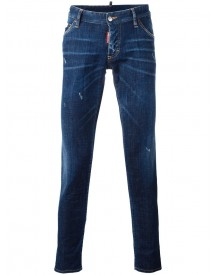 Dsquared2 - Crotch Packo Whiskered Jeans - Men - Cotton/spandex/elastane - 50 afbeelding