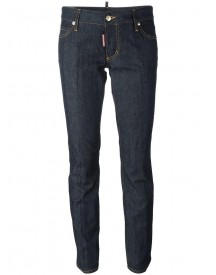 Dsquared2 - Flare Jeans - Women - Cotton/spandex/elastane - 36 afbeelding