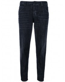 Dsquared2 - Hockney Jeans - Women - Cotton/polyester/spandex/elastane - 38 afbeelding