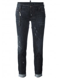 Dsquared2 - Jennifer Jeans - Women - Cotton/polyester/spandex/elastane - 46 afbeelding