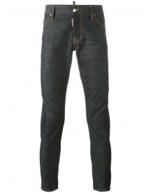 Dsquared2 - Sexy Twist Jeans - Men - Cotton/polyester/spandex/elastane - 42 afbeelding