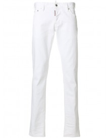 Dsquared2 - Slim Fit Jeans - Men - Cotton/spandex/elastane - 52 afbeelding