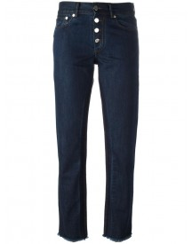 Each X Other Other - Straight Leg Jeans - Women - Cotton - 25 afbeelding