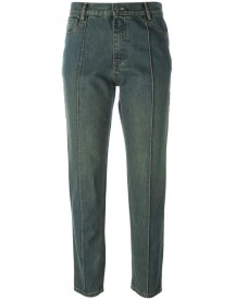 Each X Other Other - Washed Straight Leg Jeans - Women - Cotton - 24 afbeelding